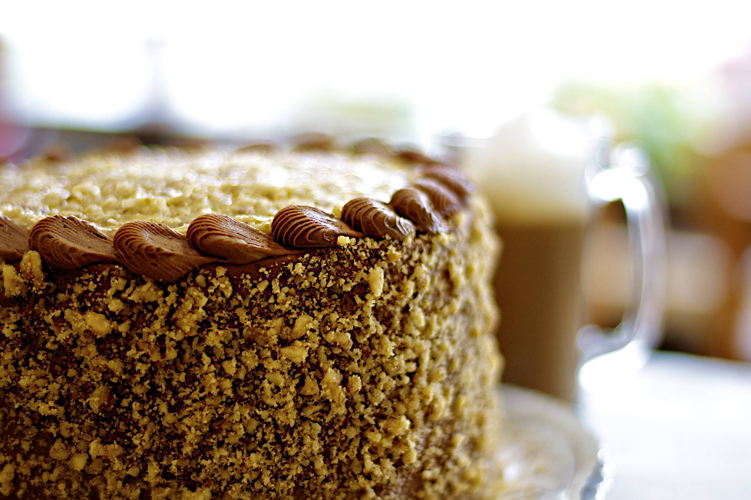 Triple Layer German Chocolate Cake Massy Stores Trinidad