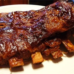 TENDER PINE RIDGE PORK SPARE RIBS