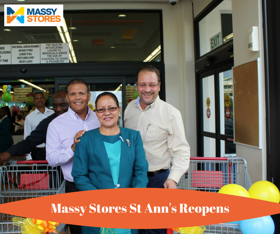 Massy St Ann's Reopens its Doors