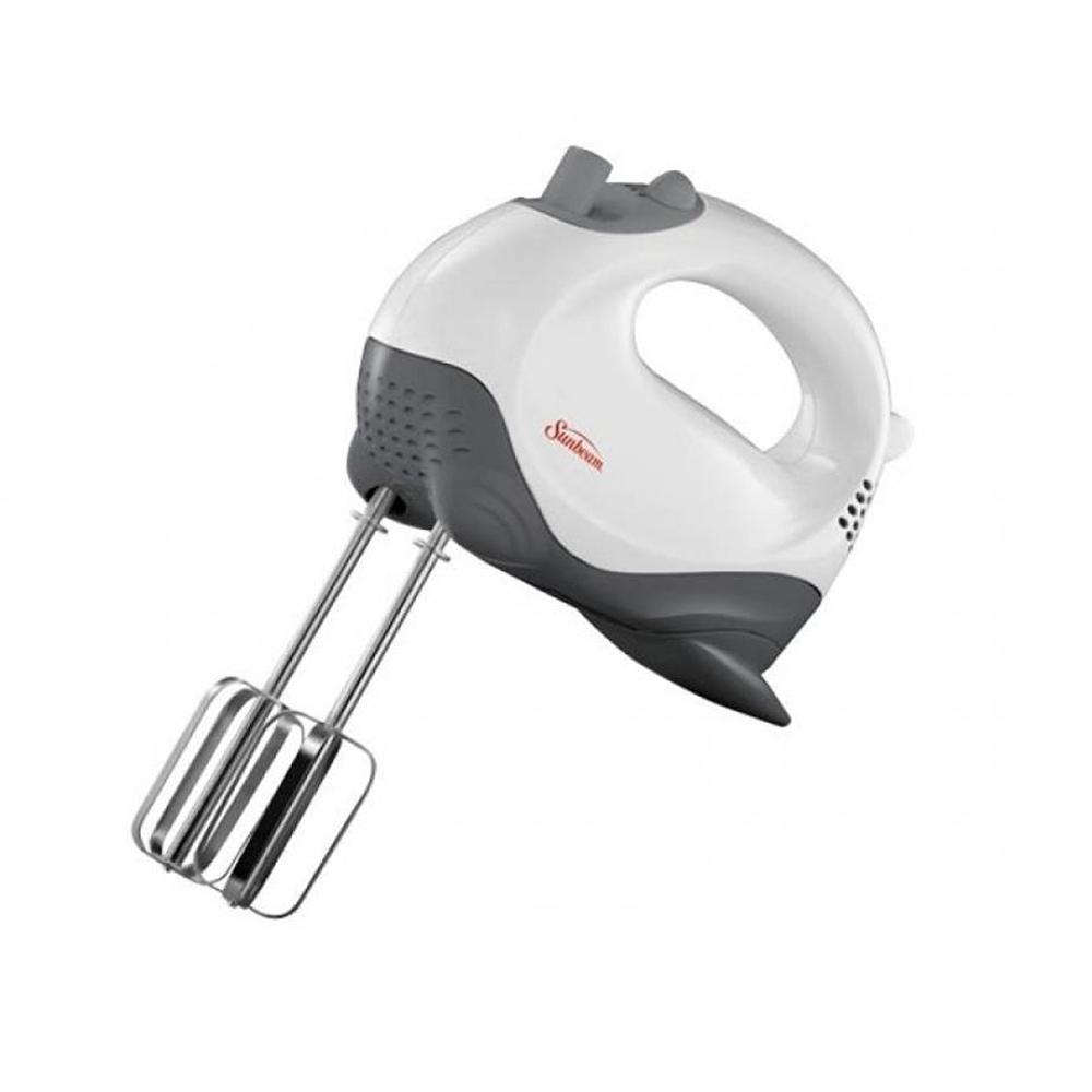Kitchen Small Appliance Stores Sunbeam 5speed 100w Handmixer White Fpsbhm4000 Massy Stores